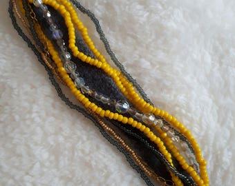 beaded bracelet, accessory for women