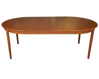 Teak Dining Table Etsy