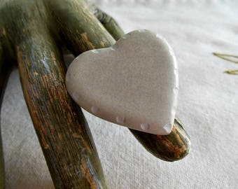 Heart of Stone Ring