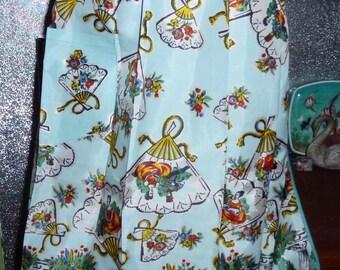 Vintage 50's apron by St michael