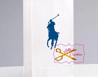 Horseman Party Favor Bags (Set of 12 bags)