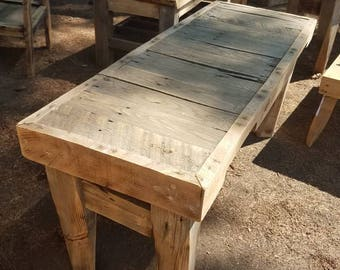 Pharoah Bench