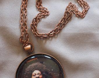 The Funkadelic Pendant.