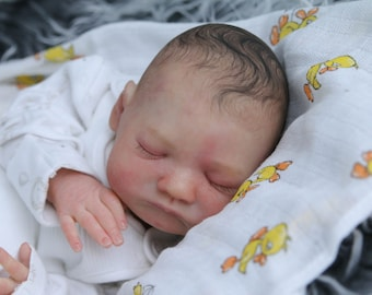 READY to SHIP -Reborn Baby Welcome Home Brace by Elie Habibi (resell)