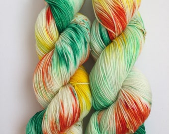 Gunther Hand Dyed Yarn 100g DYED TO ORDER