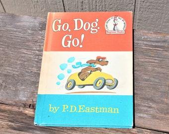 Vintage First Edition 1961 P. D. Eastman Go, Dog. Go!