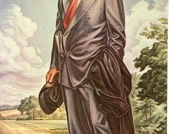 Will Rogers Oklahoma Humorist & Cowboy Vintage Postcard 1964 (unused)