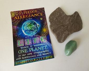 Gaia Heart Stone