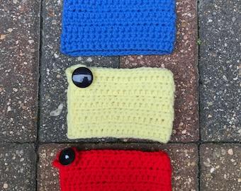 Crochet Mug Cozy, Travel Mug Cozy, Reusable Mug Cozy, Coffee Cozy, Tea Cozy, Mug Cover, Coffee Sleeve, Drink Cozy, Cup Sleeve, Gift Under 10