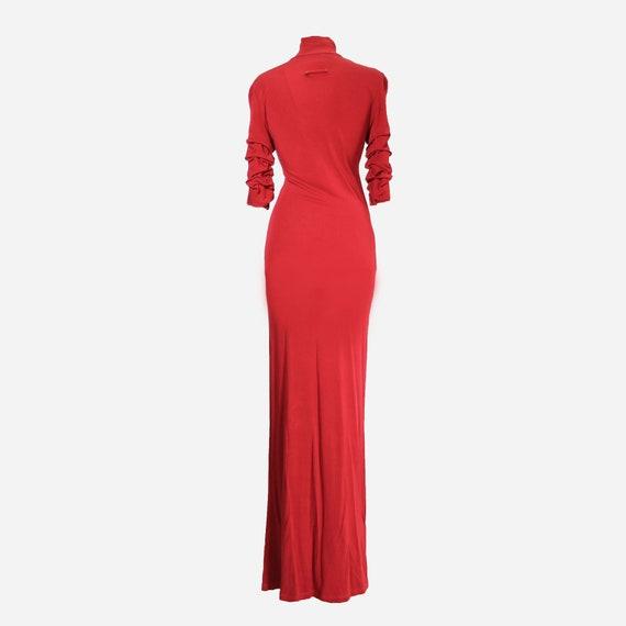 long dress JEAN PAUL Rayon GAULTIER gxgRtq