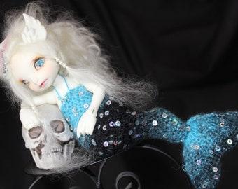 Mermaid tail for RealFee!