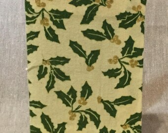Holly Fabric Book, Small 2