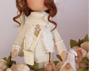 Tilda Doll Doll Nursery Doll Doll Rag doll Art doll cloth