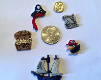 PIRATES! Needle Minder