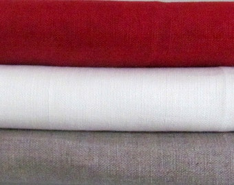 Pure linen from Lithuania, 150 cm wide, by the metre