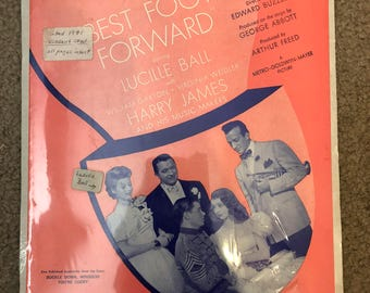 Sheet Music from 1941