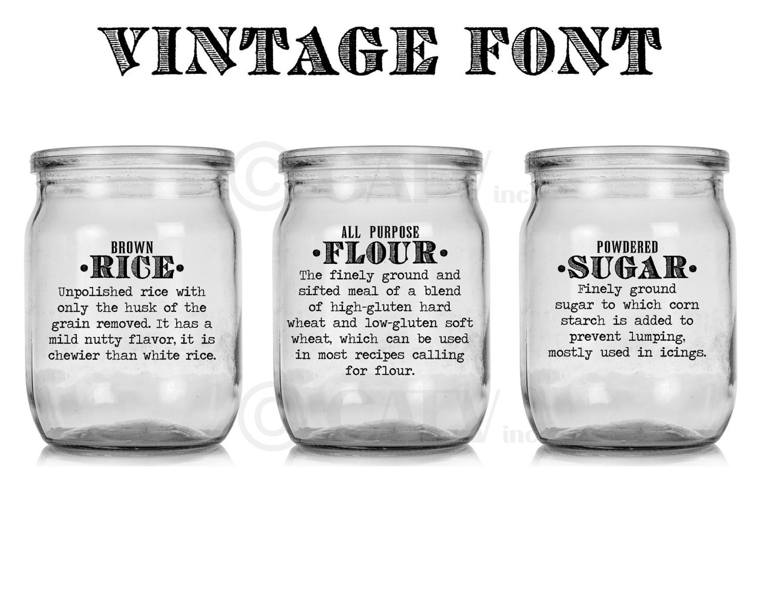 gallery of kitchen jar labels basics definition flour sugar oats rice pasta tea coffee