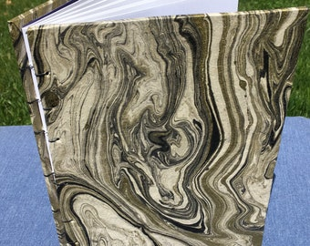 Marbled Classic Journal