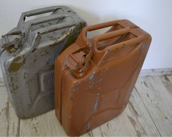 Vintage Jerry Cans