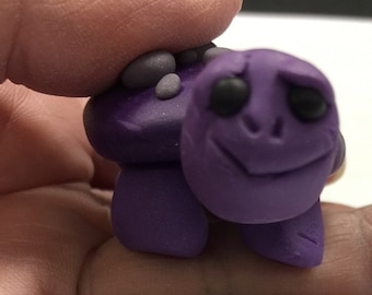 Purple Turtle, Fantasy Turtle,