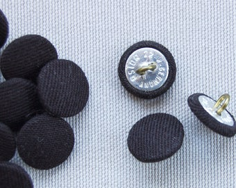 BUTTON covered 13 MM pricing