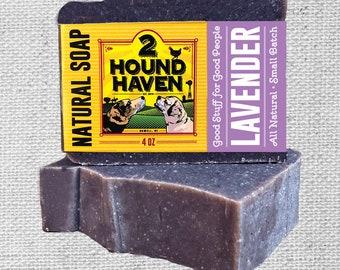 Natural Soap: Lavender