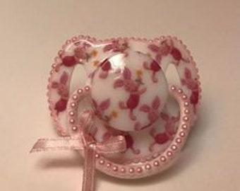 PiGlet magnetic reborn doll dummy pacifier