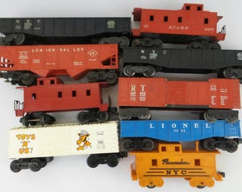 Pick and Choose O  Gauge Trains