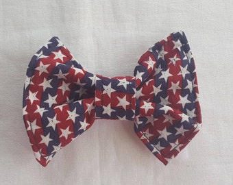 Dog Bow Tie, 4th of July bow tie, Bow Tie For Dogs, Dog Neckwear, Pet Supplies, Pet Accessories, Pet Clothing,Accessories & Shoes,Dogs