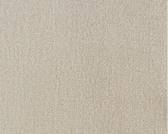 Bartson Mystical Natural Ivory Chenille Decorating Fabric, Fabric By The Yard