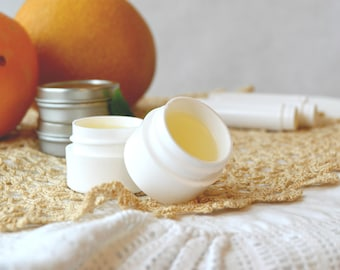 Exotic DIY Lip Balm Making Kit with Tubs - Learn how to made home made lip balms