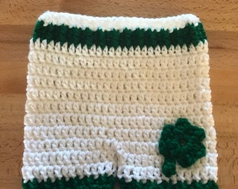 Handmade Crochet baby Boxer set with gloves photo prop