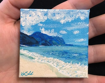 Beach Miniature Landscape