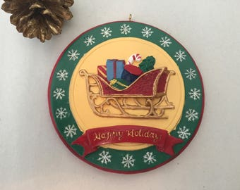 Golden Traditions - Yuletide Collectible