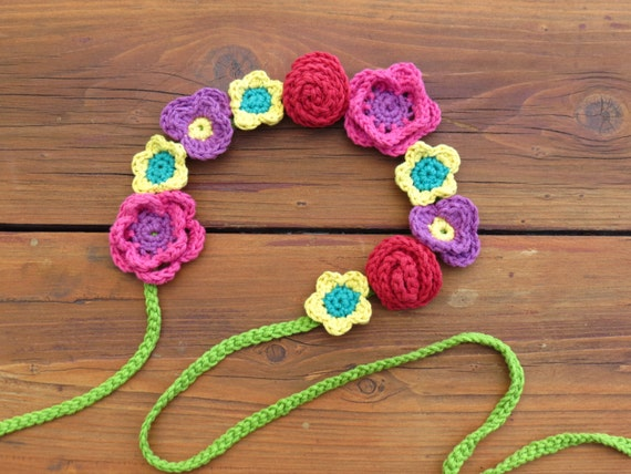 Crochet flower headband pattern festival boho baby crochet crochet flower headband pattern festival boho baby crochet headband crochet flower pattern crochet patterns by deborah oleary from mightylinksfo