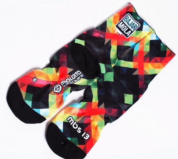 Socks MBS 13 Geometric III