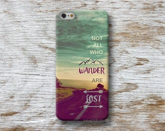 Wanderlust Phone Case for iPhone 4 4s 5 5s SE 5C 6 6S 7 8 PLUS X iPod Touch 5 6 Oneplus 2 3 5 1+2 1+3 1+5
