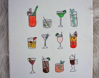 Alcoholic Drinks