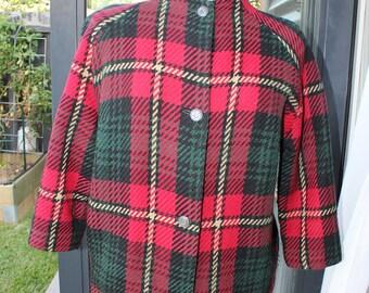 Aristocrat Sportswear Tartan jacket