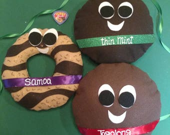 Girl Scout Cookie Buddies LBB Top 3