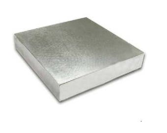 "Steel Bench Block 4"" X 4""  Square Hardened Steel Block for Metal Stamping Jewelers Anvil"
