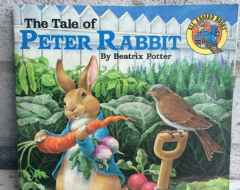 Tale of Peter Rabbit Book, Peter Rabbit book, All Board Books