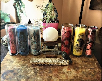 Customized Candle Craft
