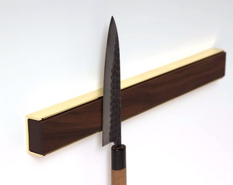 Magnetic Knife Rack - Minimal Modern Knife Bar