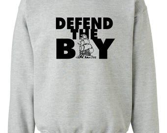 Defend the Bay Crew Sweatshirt