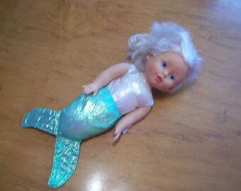 Unimax Mermaid Doll