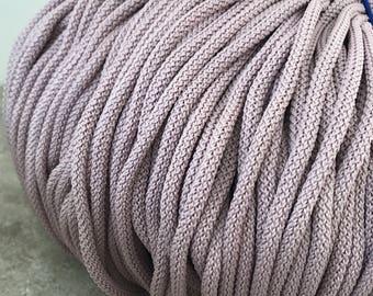 macram cordon 4mm corde en macram de fournitures en. Black Bedroom Furniture Sets. Home Design Ideas