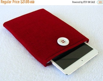"""On Sale Now IPad Mini Cover, Kindle Fire Cover, Kindle Fire HD Cover, IPad Mini Case, Kindle Fire Case,  IPad Mini Sleeve, Kindle Case, 8"""" x"""