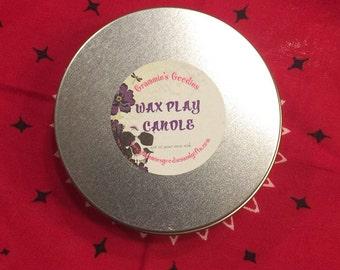 Wax Play Candle