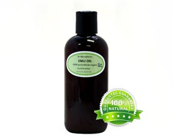 12 oz Emu Oil 100% Pure Fresh From Australia Orgabic